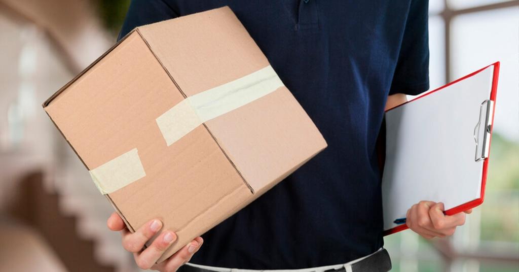 доставка посылок в Украине