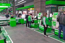 Еще одна украинская торговая сеть внедряет кассы самообслуживания