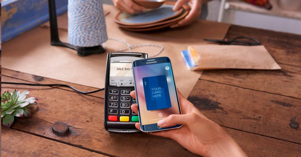 Samsung Pay будет развиваться как мобильный банкинг