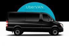 Uber запускает новый формат поездок в Украине
