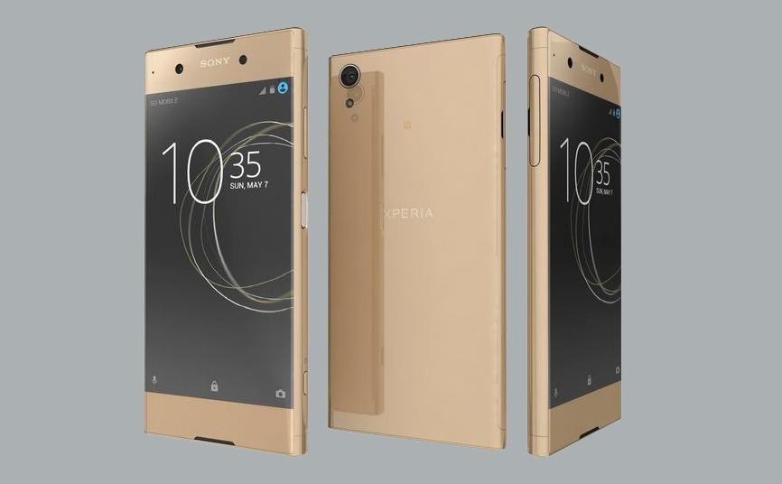 смартфон Sony NFC