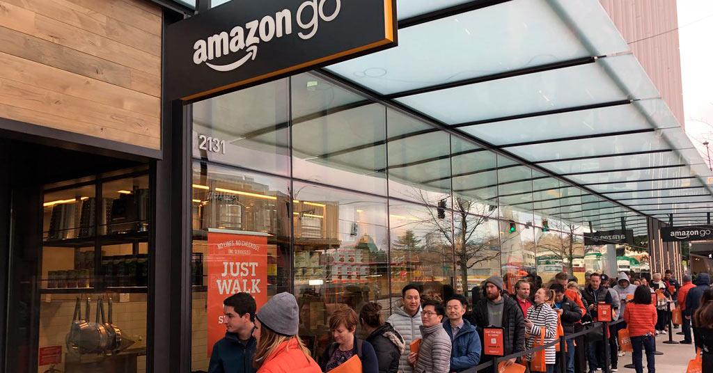 Amazon откроет магазины без касс и продавцов еще в двух городах