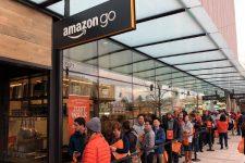 Без очередей не вышло: желающих посетить Amazon Go оказалось слишком много