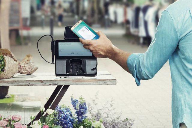 Мобильный кошелек Samsung Pay