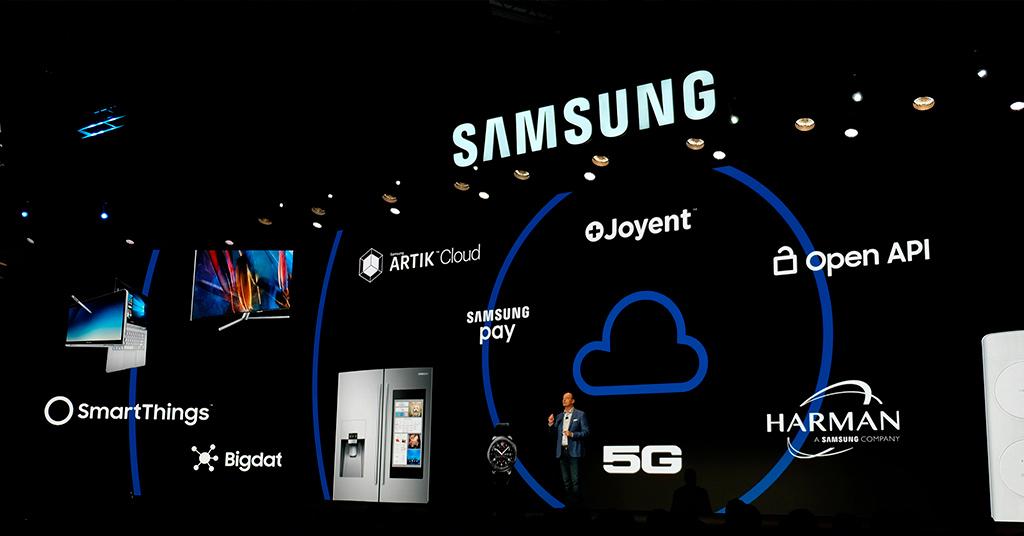 устройства Samsung