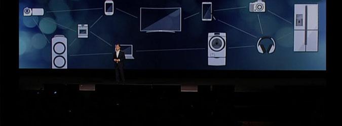 К 2020 все устройства Samsung будут подключены к интернету вещей