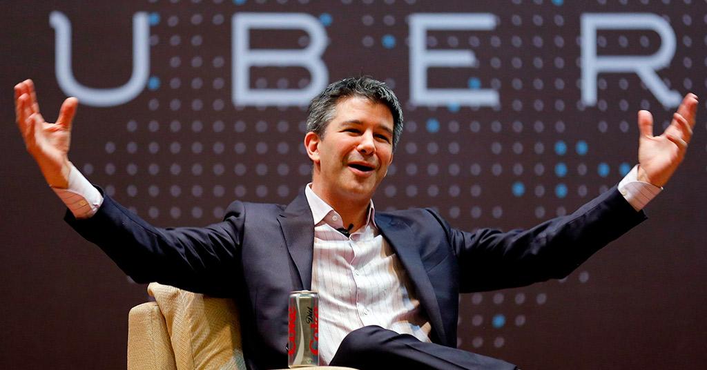 Softbank стала крупнейшим совладельцем Uber