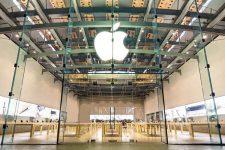 В магазинах Apple внедрили еще один метод оплаты