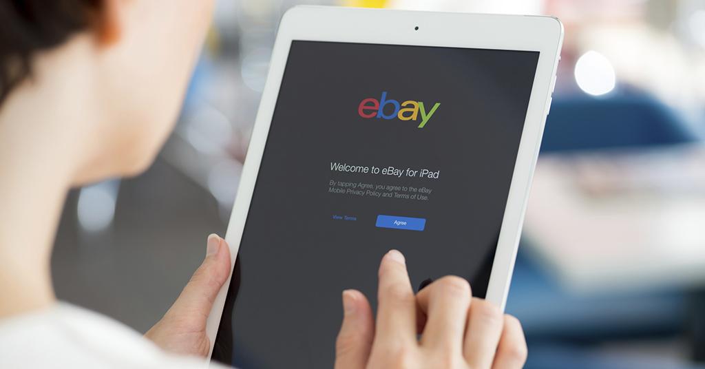 Як продавати на eBay з України