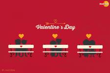 Love Index: что покупают пользователи в День влюбленных
