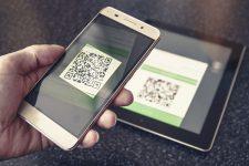 В Украине за расчеты по QR-коду будут давать кэшбек