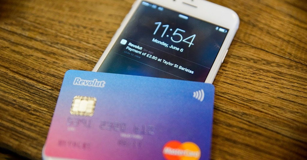 Мобильный банк Revolut рассказал о достижениях за год