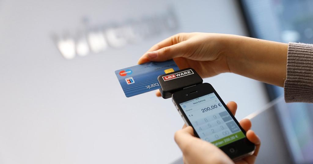 ePOS: Wirecard запустил приложение для приема платежей на смартфонах и планшетах