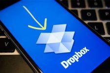 Названа стоимость Dropbox после IPO