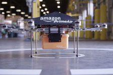Amazon запатентовал еще одну технологию доставки