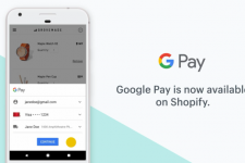 Популярный конструктор интернет-магазинов подключил Google Pay