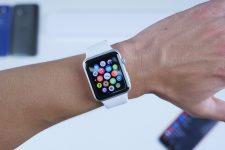 Владельцы Apple Watch смогут использовать свои устройства, не касаясь экрана