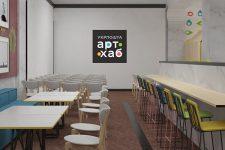 Кофе, искусство, коворкинг: Укрпошта открыла креативное пространство