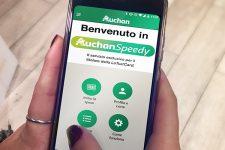 Ашан запускает приложение для мобильных платежей