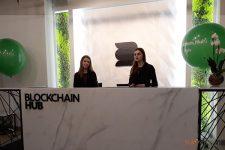 В Киеве открылся Blockchain HUB — фоторепортаж