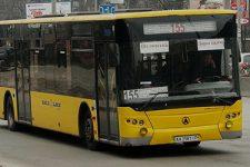 Электронный билет в маршрутках Киева: новые требования горсовета