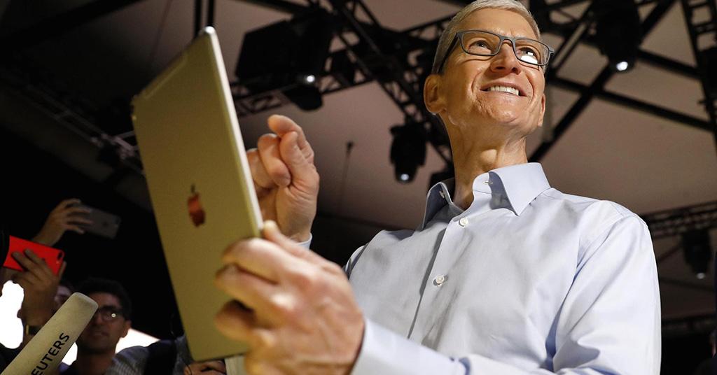 Apple представит новый дешевый iPad