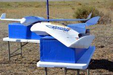 Почта Казахстана доставила дронами больше тонны посылок