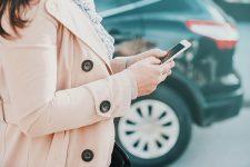 Заплатить за парковку смартфоном можно в еще одном городе Украины