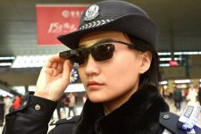 В Китае полиция тестирует смарт-очки для распознавания лиц