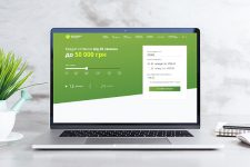 Крупный украинский банк запустил онлайн-сервис мгновенного кредитования