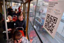 В 2018 году уже полмиллиона украинцев оплатили проезд с помощью QR-кодов
