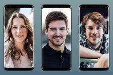 Samsung разрабатывает технологию распознавания лиц 3D
