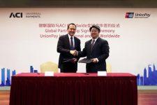 UnionPay заключила сделку с крупной платежной компанией
