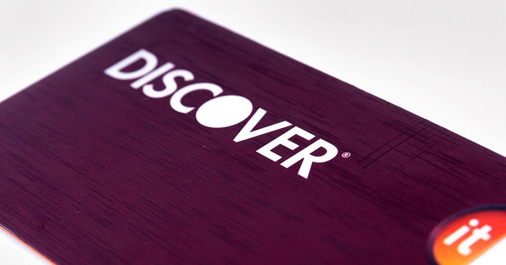 Карты Discover
