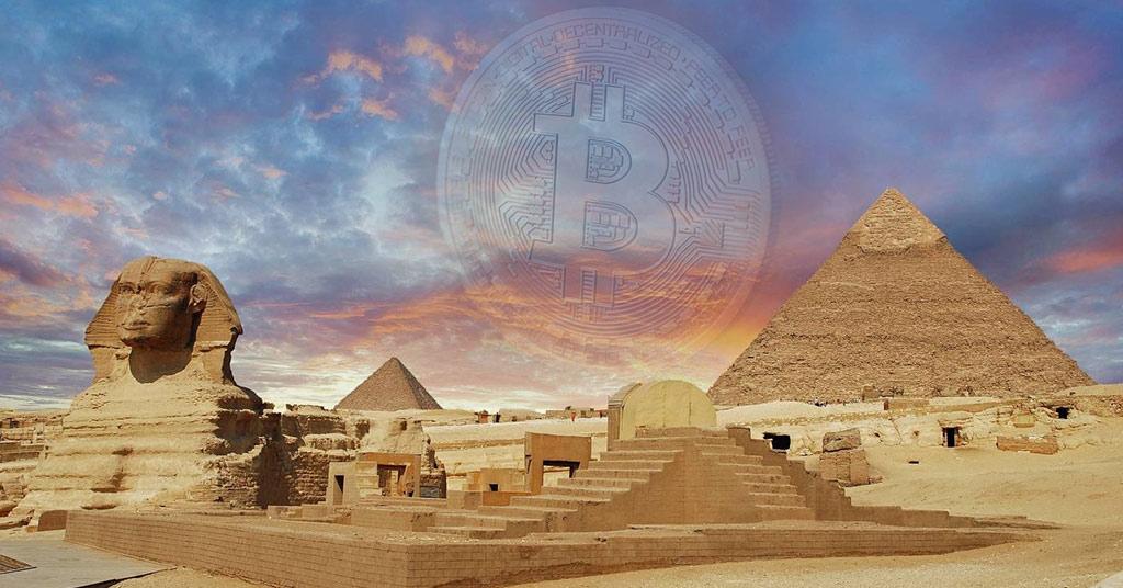 криптовалюта Египт