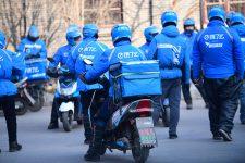 Alibaba выкупит крупнейший сервис доставки в Китае
