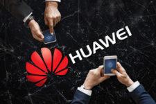 Huawei представит линейку новых смартфонов на базе собственной ОС