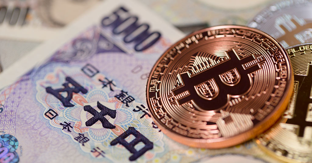 Япония за Bitcoin: Объемы торгов достигли максимума