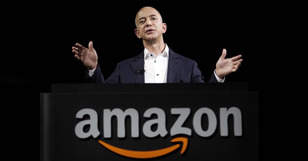 Компания Amazon удвоила чистую прибыль