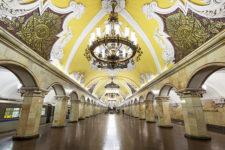 Московское метро запустило систему распознавания лиц