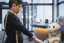 Мировой рынок роботов стремительно растет
