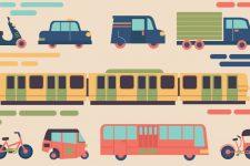 Поезда, автобусы и паромы: Uber расширит ассортимент услуг