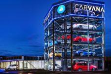 Автоматов для покупки автомобилей становится все больше