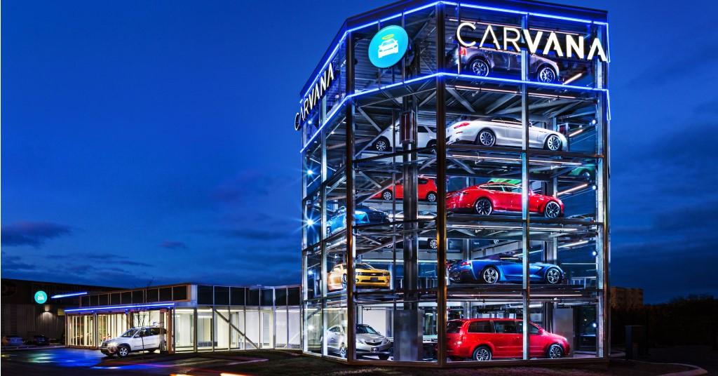 Автоматов для покупки автомобилей становится все больше (видео)