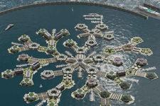 Государство будущего: дома посреди океана и собственная криптовалюта (фото)