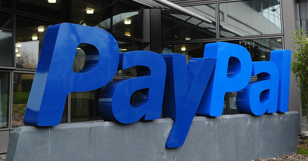У PayPal 250 млн аккаунтов