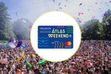 Плати картой: Atlas Weekend 2018 станет пространством без наличных