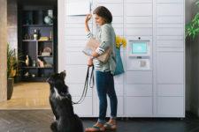 Amazon установит почтоматы в многоквартирных домах по всей Америке