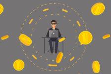 Самые крупные кражи в истории криптовалют — инфографика