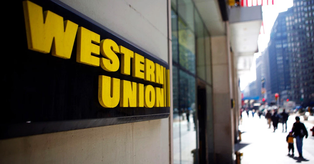 Western Union прокомментировал возможность работы с криптовалютами
